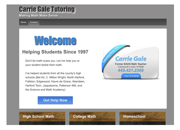 portfolio-carrie-gale-math-tutor
